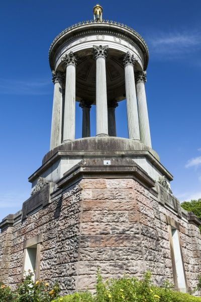 Burns Monument, Alloway, Scotland