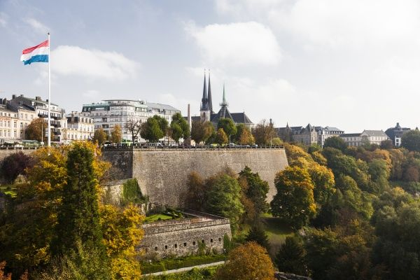 Notre-Dame Cathedral, Luxembourg City, Luxembourg