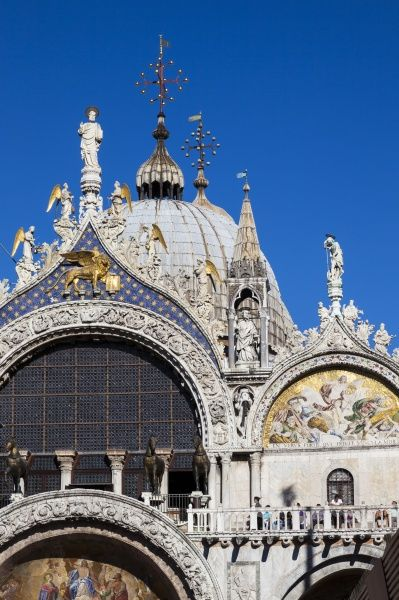 St Mark`s Cathedral, Venice, Italy